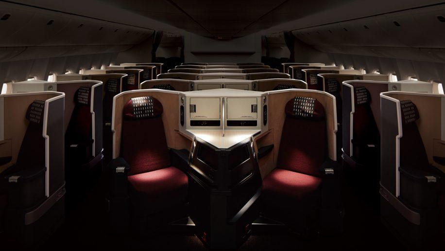 Sky Suite III Business Class Seat