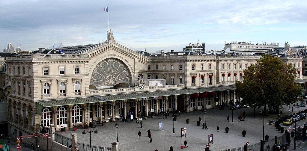 Paris Gare de l'Est Station 2009