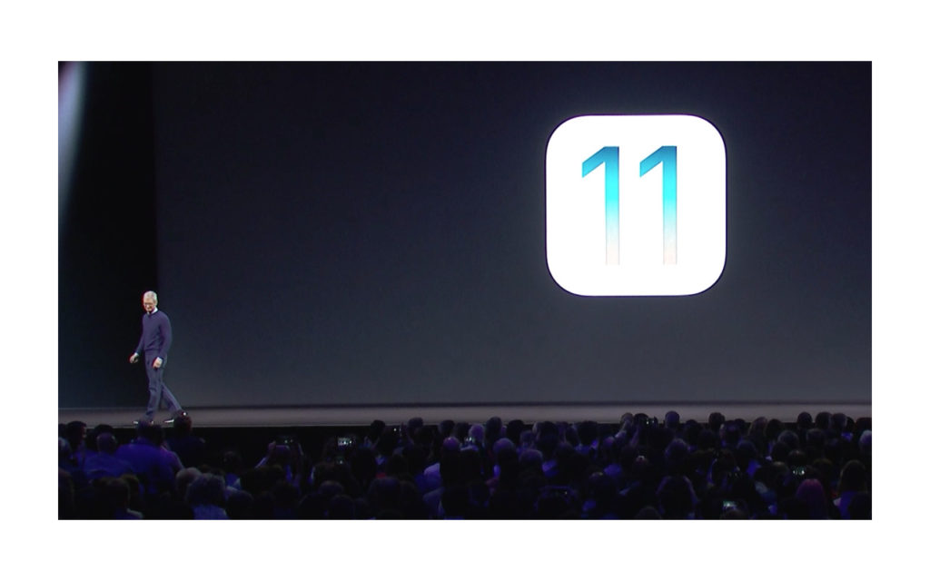 Apple 2017 WWDC iOS 11 Logo