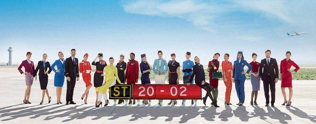 SkyTeam Airline Members