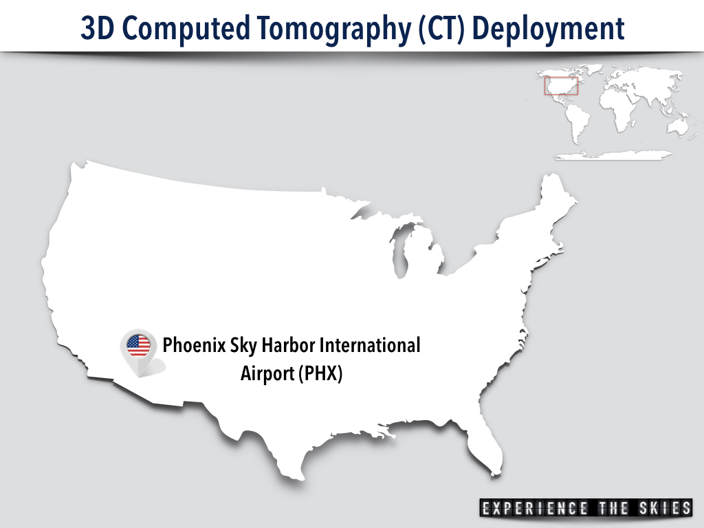 3D Computed Tomography (CT) Deployment