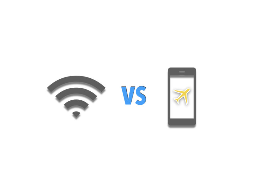 Connectivity - Wi-Fi vs Cellular