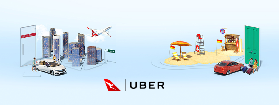 Uber Airline Partnership