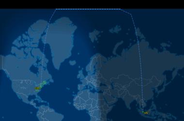SQ21 (Newark to Singapore)