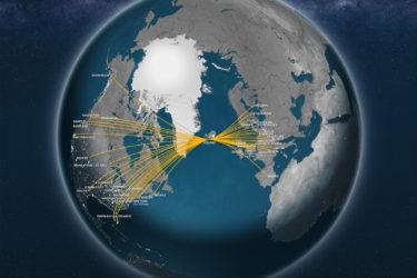 Icelandair Network (October 2018)